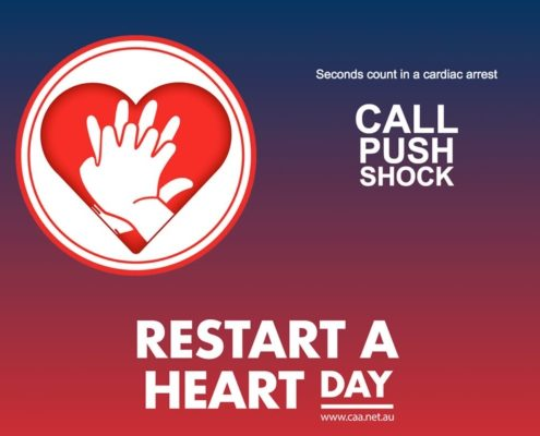 High performance website for Restart a heart