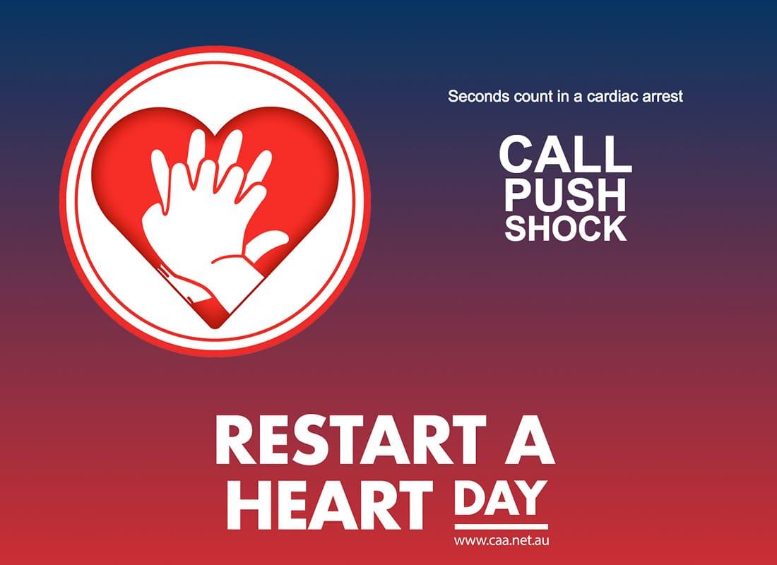 High performance website for Restart a heart